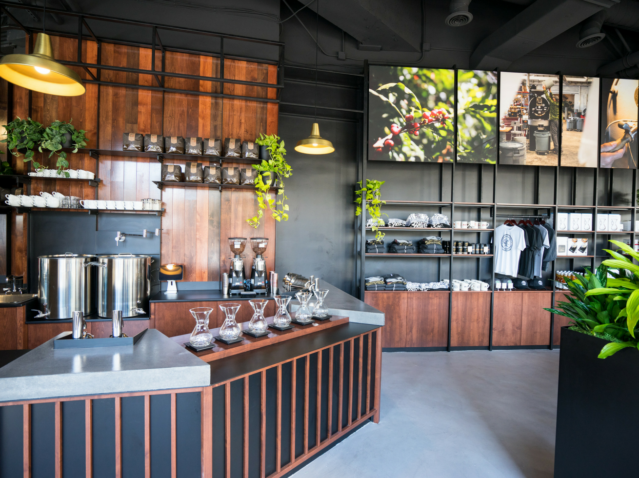 Coava Coffee Roasters Coava Coffee Roasters Locations